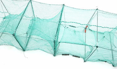 China Aquaculture Fishing Mesh Net Multifilament Style Nylon Yarn Material supplier