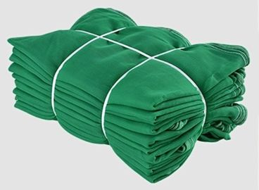 China Scaffold Safety Mesh Net , Nylon Safety Net HDPE PE With UV Protection supplier